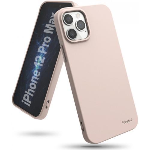 Air S Backcover voor de iPhone 12 Pro Max - Pink Sand