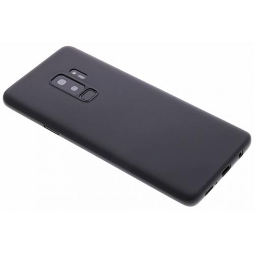 Air Skin Backcover voor Samsung Galaxy S9 Plus - Zwart