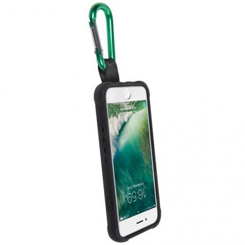 Backcover Bounce voor iPhone 8 / 7 / 6s / 6 - Zwart