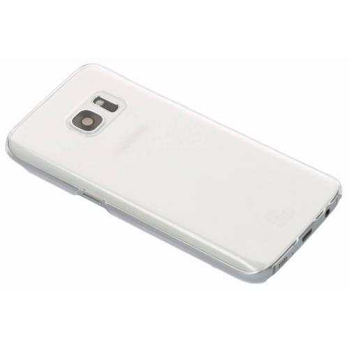 Backcover voor Samsung Galaxy S7 - Transparant