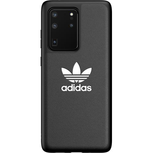 Basics Backcover voor de Samsung Galaxy S20 Ultra - Zwart