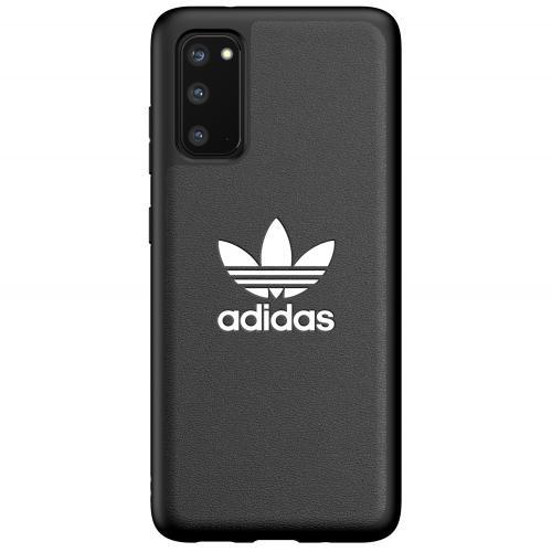 Basics Backcover voor de Samsung Galaxy S20 - Zwart
