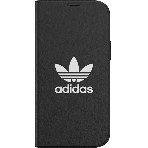 Book-style Wallet Case voor de iPhone 12 Mini - Zwart