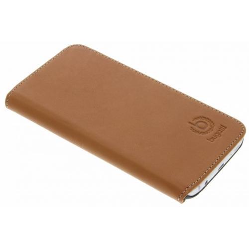 BookCover voor de Samsung Galaxy S7 - Cognac