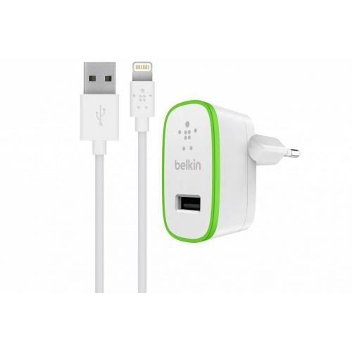 Boost↑Up Home Charger 2,4A + Lightning kabel naar USB-kabel 1,2 meter