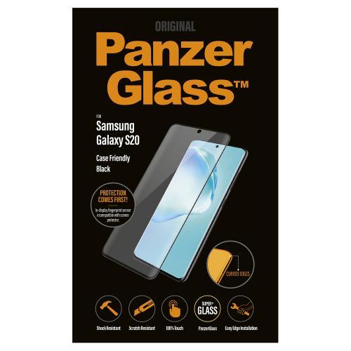 Case Friendly Screenprotector voor de Samsung Galaxy S20