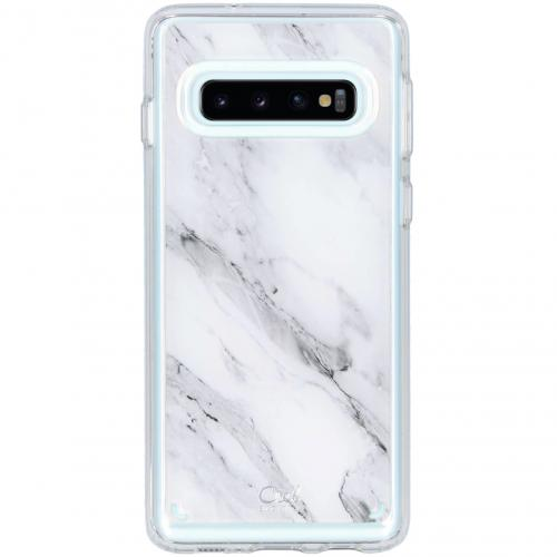 Ciel by Cyrill Cecile Backcover voor de Samsung Galaxy S10 - Marble