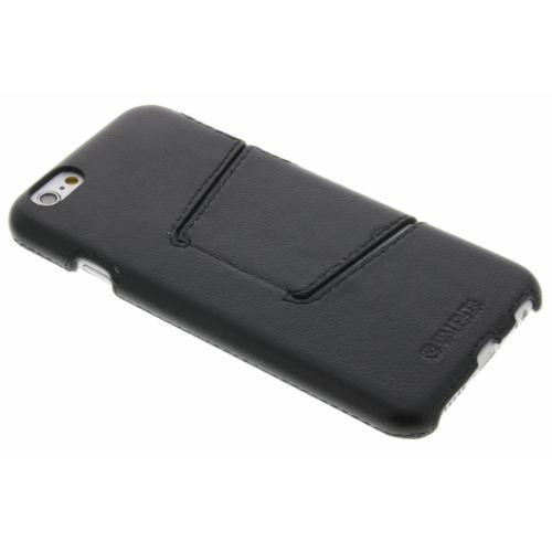 Classic Style Backcover voor iPhone 6 / 6s - Zwart