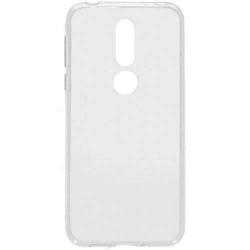 Clear Backcover Nokia 7.1 - Transparant