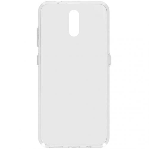 Clear Backcover voor de Nokia 2.3 - Transparant