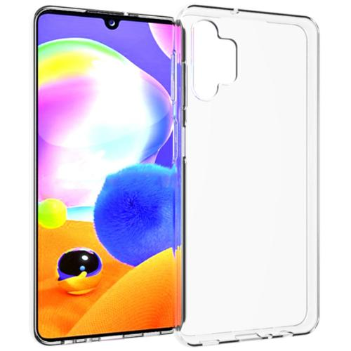 Clear Backcover voor de Samsung Galaxy A32 (5G) - Transparant