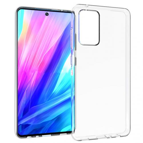 Clear Backcover voor de Samsung Galaxy A52 (5G) / A52 (4G) - Transparant
