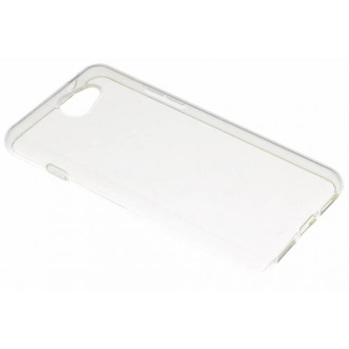 Clear Backcover voor General Mobile GM6 - Transparant