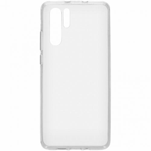 Clear Backcover voor Huawei P30 Pro - Transparant