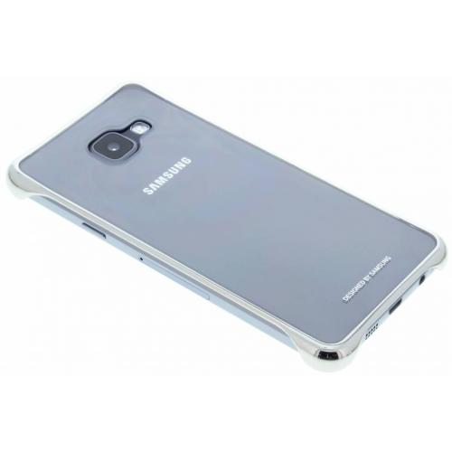 Clear Hardcase Backcover voor Samsung Galaxy A3 (2016) - Goud