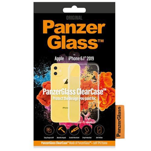 ClearCase voor de iPhone 11 - Transparant