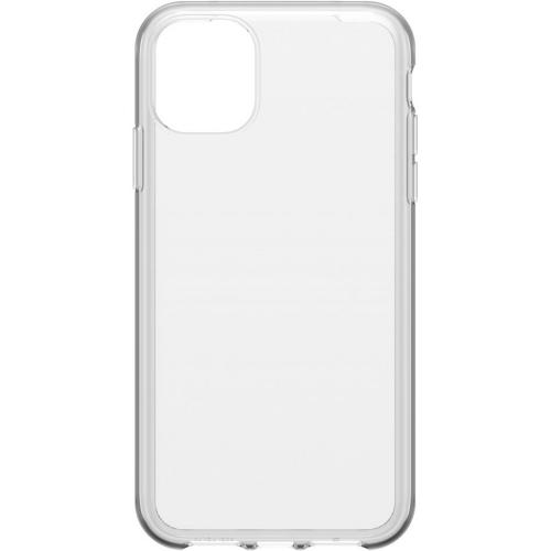 Clearly Protected Skin Backcover + Alpha Glass Screenprotector iPhone 11