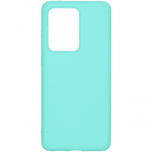 Color Backcover voor de Samsung Galaxy S20 Ultra - Mintgroen