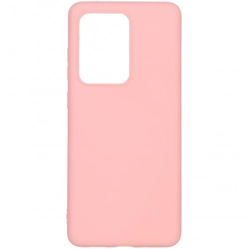 Color Backcover voor de Samsung Galaxy S20 Ultra - Roze