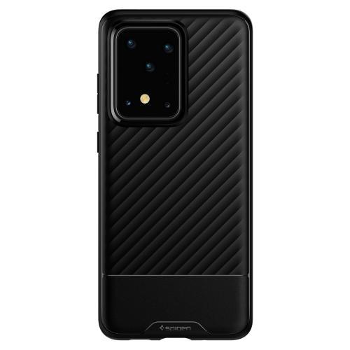 Core Armor Backcover voor Samsung Galaxy S20 Ultra - Zwart