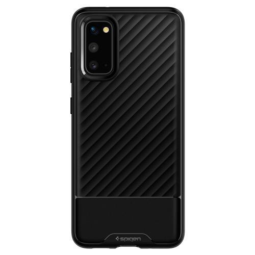 Core Armor Backcover voor Samsung Galaxy S20 - Zwart