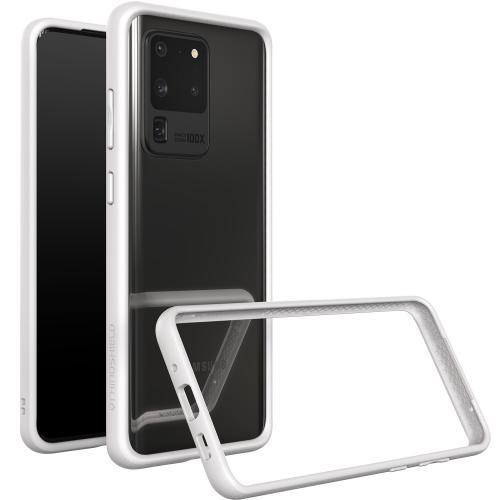 CrashGuard Bumper voor de Samsung Galaxy S20 Ultra - Wit