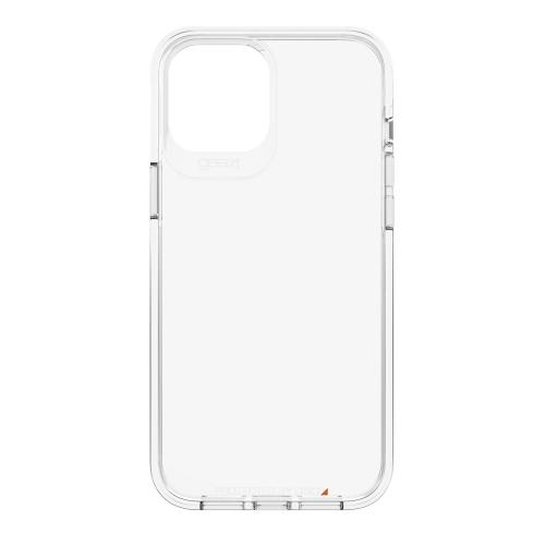 Crystal Palace Backcover voor de iPhone 12 Pro Max - Transparant