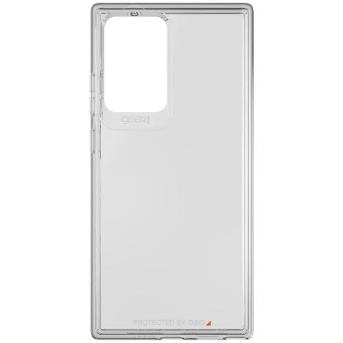 Crystal Palace Backcover voor de Samsung Galaxy Note 20 Ultra - Transparant