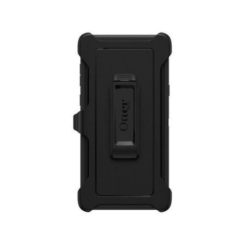 Defender Rugged Backcover voor Samsung Galaxy Note 9 - Zwart