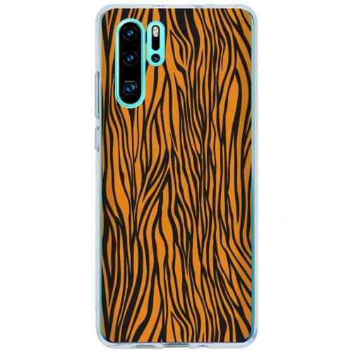 Design Backcover voor de Huawei P30 Pro - Tiger