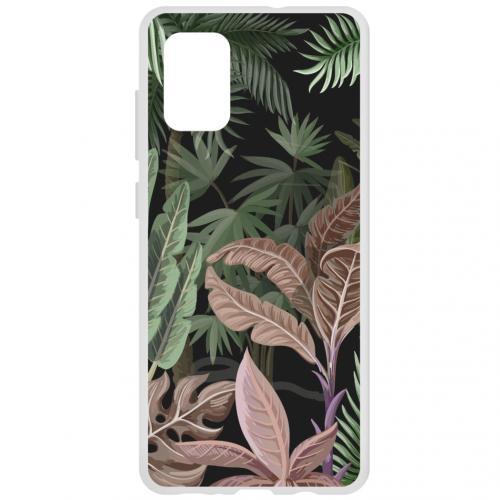 Design Backcover voor de Samsung Galaxy A71 - Jungle