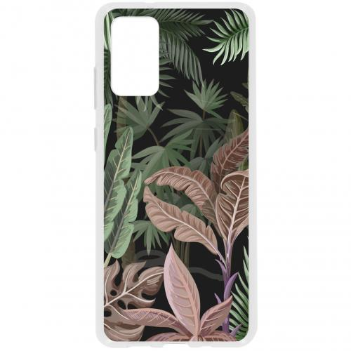 Design Backcover voor de Samsung Galaxy S20 Plus - Jungle