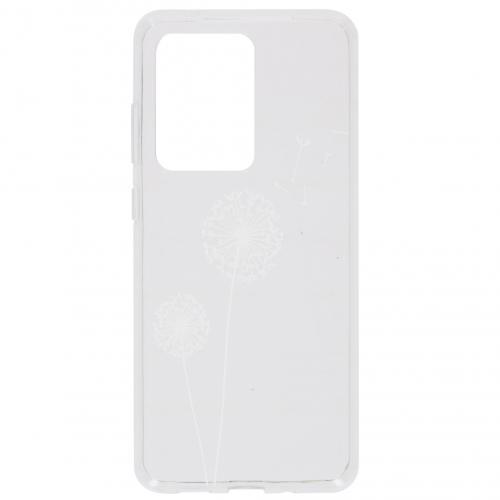 Design Backcover voor de Samsung Galaxy S20 Ultra - Paardenbloem