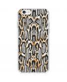 Design Backcover voor iPhone 6 / 6s - Gekleurd Slangen