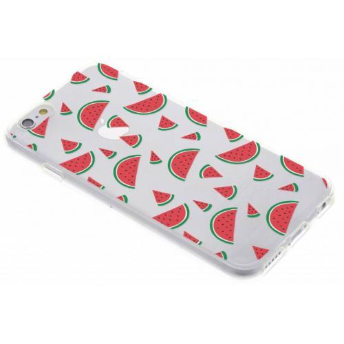 Design Backcover voor iPhone 6 / 6s - Watermeloen