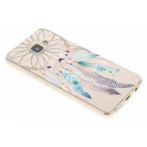 Design Backcover voor Samsung Galaxy A3 (2016) - Dromenvanger Feathers