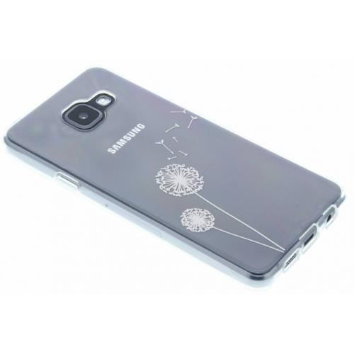 Design Backcover voor Samsung Galaxy A3 (2016) - Paardenbloem