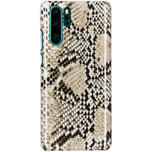Design Hardcase Backcover voor de Huawei P30 Pro - Snake It