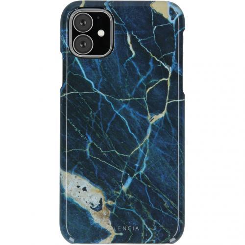 Design Hardcase Backcover voor de iPhone 11 - Rustic Water