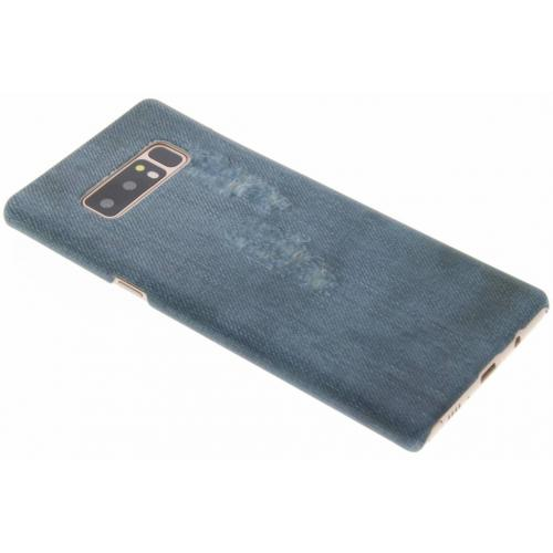 Design Hardcase Backcover voor Samsung Galaxy Note 8 - Jeans