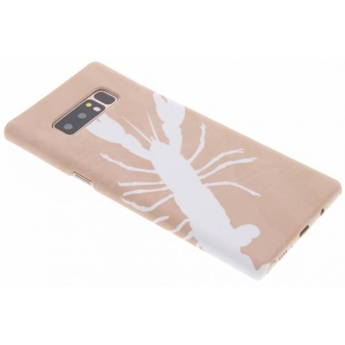 Design Hardcase Backcover voor Samsung Galaxy Note 8 - Kreeft