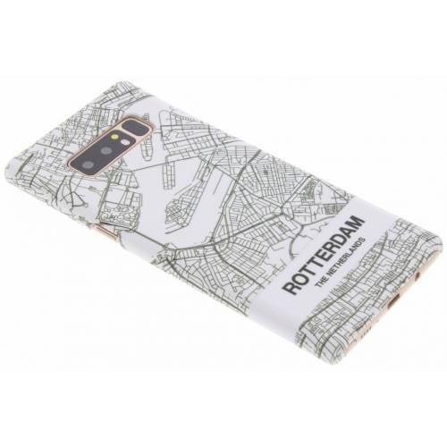 Design Hardcase Backcover voor Samsung Galaxy Note 8 - Rotterdam