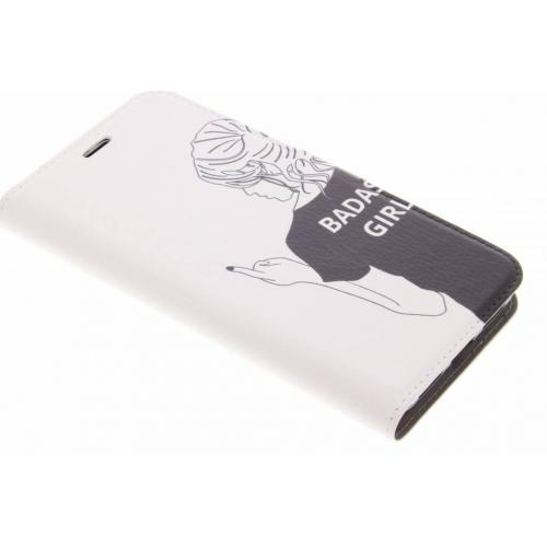 Design Hardcase Booktype voor General Mobile GM6 - Fashion