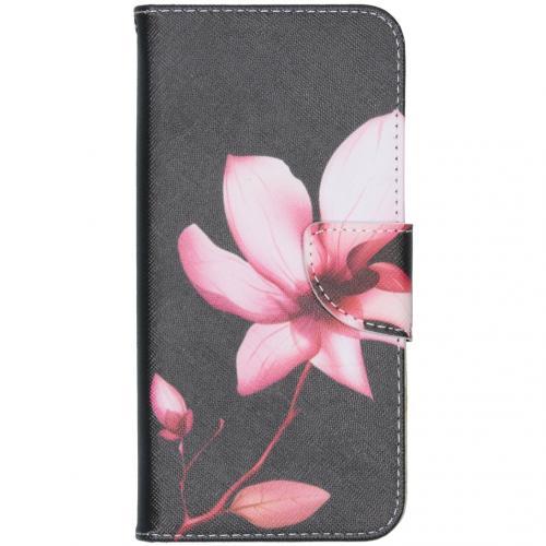 Design Softcase Booktype voor de Nokia 2.3 - Bloemen