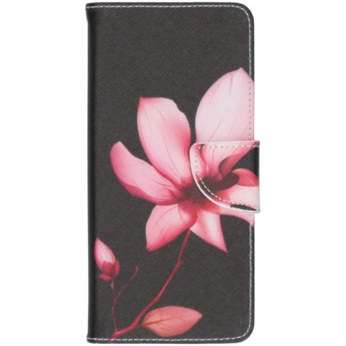 Design Softcase Booktype voor de Samsung Galaxy S20 Plus - Bloemen