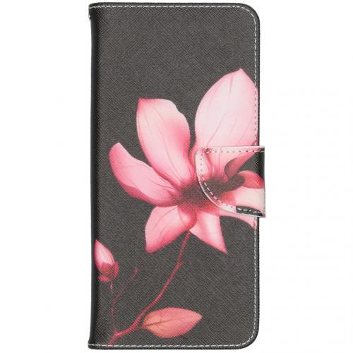 Design Softcase Booktype voor de Samsung Galaxy S20 Ultra - Bloemen
