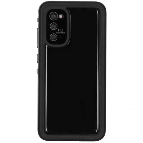 Dot Plus Waterproof Backcover voor de Samsung Galaxy S20 - Zwart