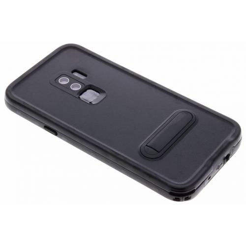 Dot Plus Waterproof Backcover voor Samsung Galaxy S9 Plus - Zwart