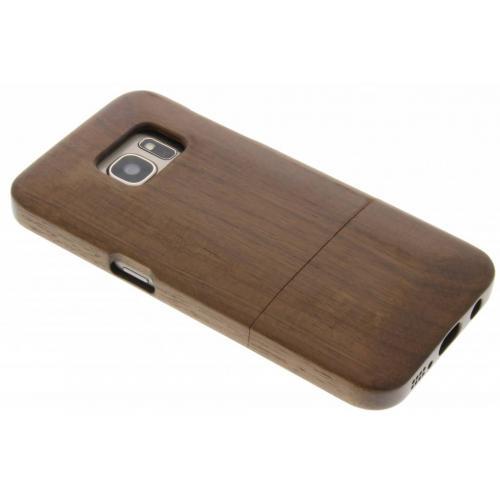 Echt Houten Backcover voor Samsung Galaxy S7