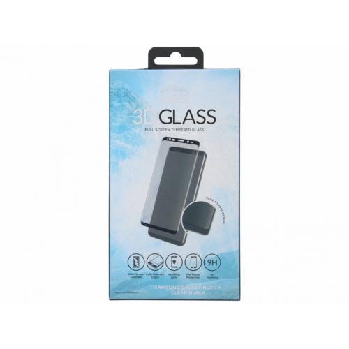 Edge to Edge Glass Screenprotector voor Samsung Galaxy Note 9 - Zwart